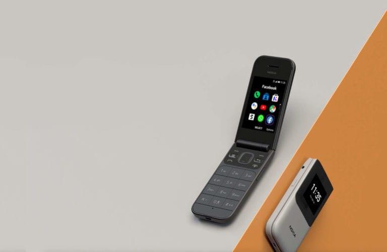Nokia 2720 este cel mai nou telefon renăscut cu funcții moderne