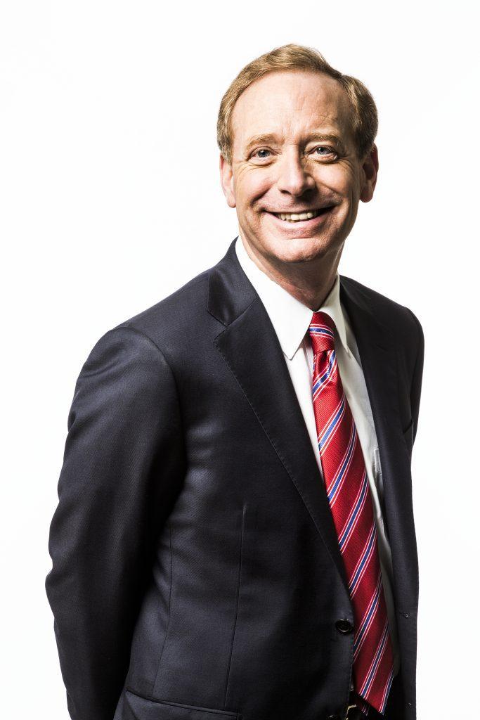 Brad Smith, preşedintele Microsoft, săptămâna viitoare în Bucureşti la un eveniment al companiei