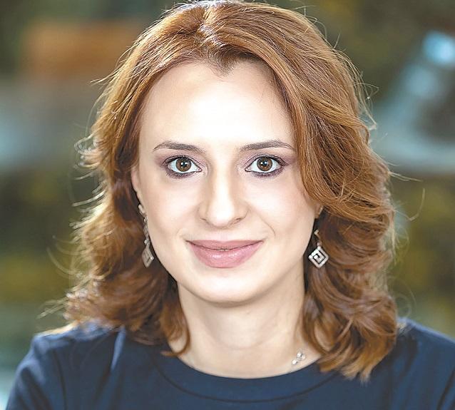 Carmen Stanciu, promovată pe poziţia de director general de letonii de la Elko