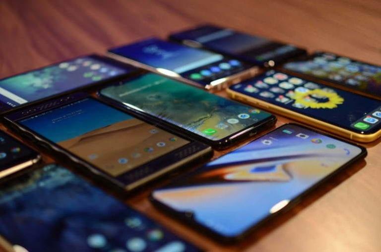 Piața europeană de smartphone-uri a crescut cu 8%