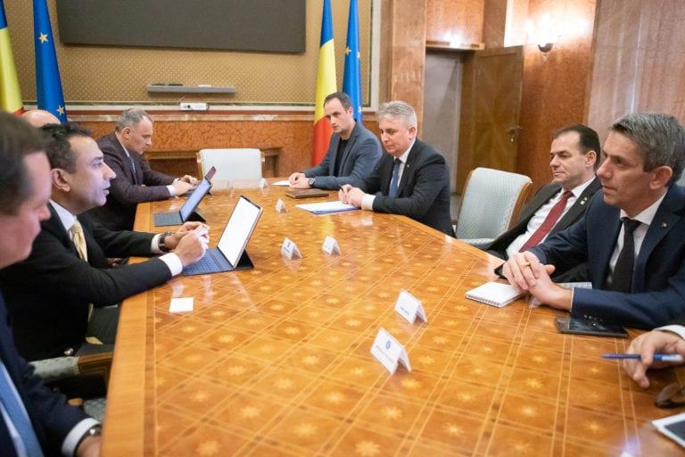 Şefii şi acţionarii Telekom România merg la premierul Orban o dată pe lună: noua întâlnire, marţi 14 ianuarie la ora 12,00