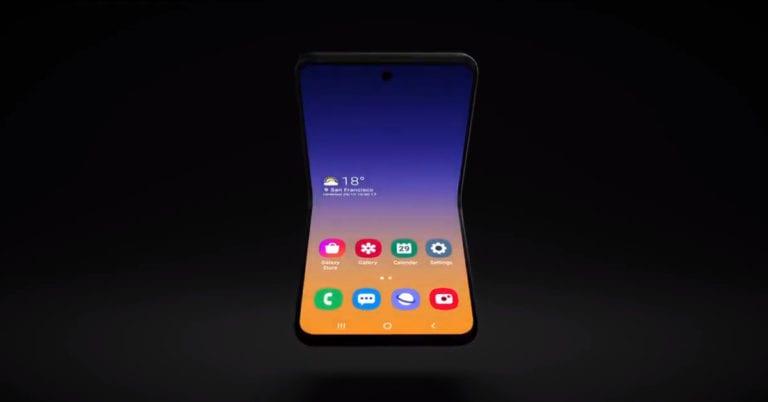 Galaxy Z Flip va fi numele noului telefon pliabil de la Samsung