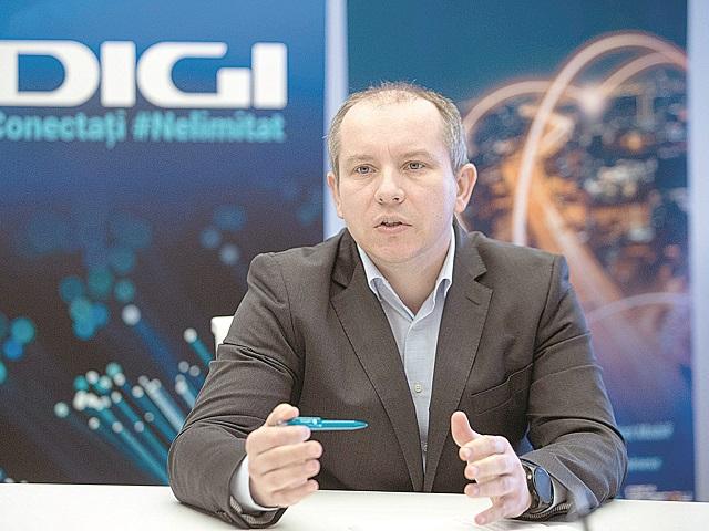 """Cu un număr record de clienţi în 2019, Digi Communications ajunge la afaceri de 1,2 mld. euro, un profit operaţional de 446 mil. euro şi un profit net de 42 mil. euro: """"2019 a fost un an remarcabil pentru compania noastră"""""""