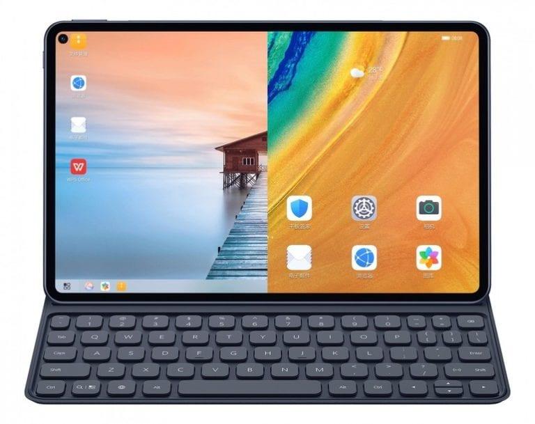 Huawei lansează o tabletă cu 5G care poate fi încărcată wireless