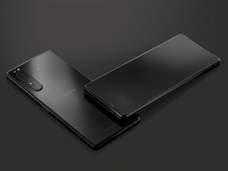 Xperia 1 II este primul smartphone Sony cu 5G