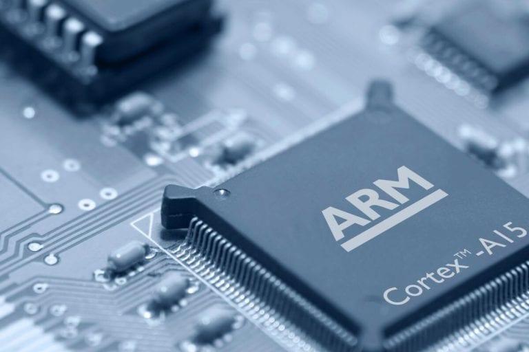 Arm Ltd. blocat – divizia China stagneaza datorita fostului CEO