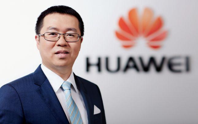 George ZHANG | CEO Huawei România