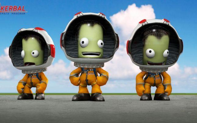 Simulatorul spaţial Kerbal Space Program este acum disponibil în ediţie completă pe console