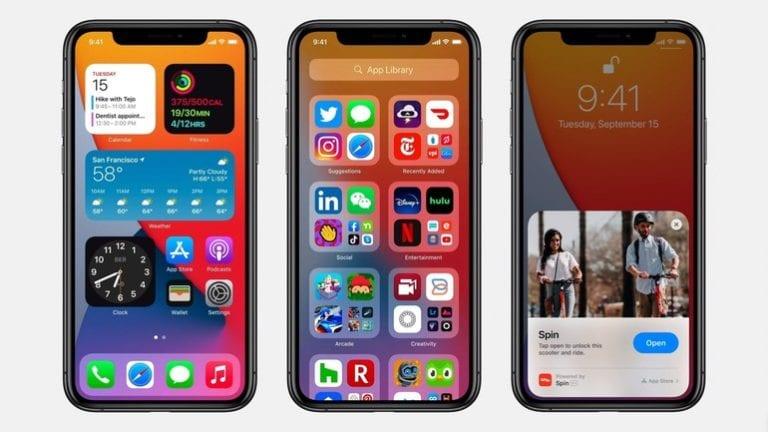 iOS 14 va fi disponibil din 16 septembrie