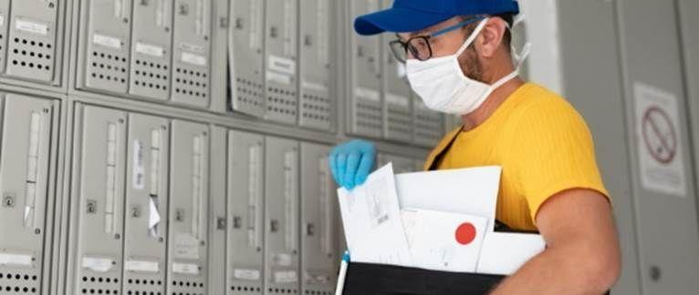 Poşta Română ar putea primi 6,28 milioane lei drept compensare pentru costul net pentru serviciul universal poştal din anul 2018