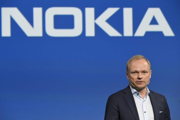 """Nokia înregistrează o creştere de peste 100% a profiturilor nete şi ia în vizor următoarea generaţie de reţele telecom: Noul CEO promite să transforme compania în """"liderul pieţei 5G"""""""