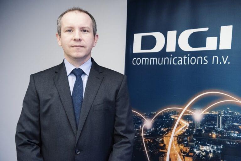 Digi Communications încheie 2020 cu un profit net de 16,4 milioane de euro şi venituri de 1,3 miliarde de euro. În T4/2020 compania a avut 40 mil. euro profit şi venituri de 330 mil. euro