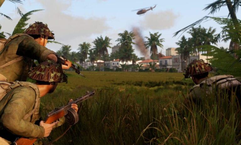 ArmA 3 devine teren pentru o campanie imensă care ne duce în Vietnam