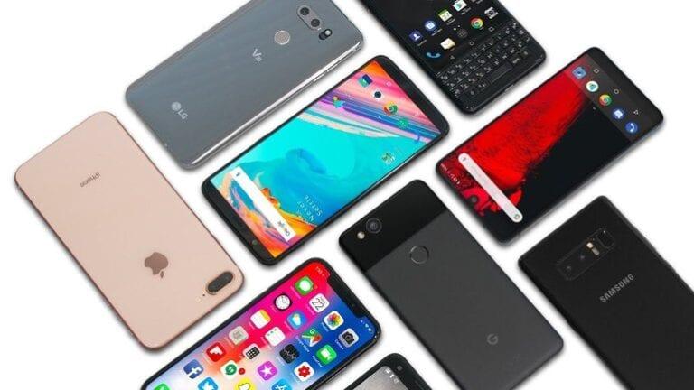 Spațiul mediu de stocare al smartphone-urilor a trecut de 100 GB