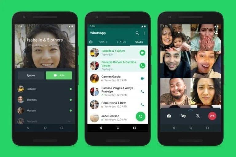 WhatsApp împrumută o funcție de la Zoom