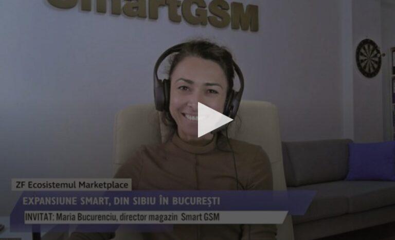 """Smart GSM: """"Vrem ca în următorii doi ani să deschidem câte un magazin în fiecare sector al Capitalei"""""""