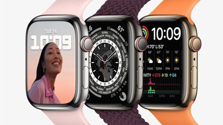 VIDEO Apple a lansat Watch Series 7