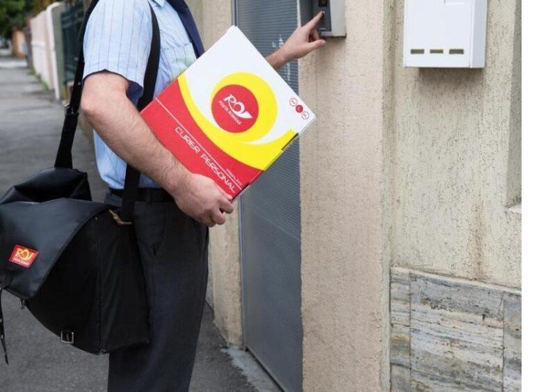 Poşta Română va primi 9,64 milioane lei drept compensare pentru costul net pentru serviciul universal poştal din anul 2019